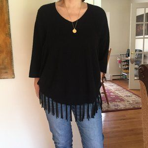 100% Cashmere Sweater from Velvet